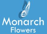cropped Monarch Flowers logo 1